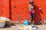 21 Madagaskar Marktfrau Tana
